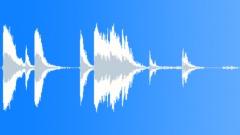 Kicking the bucket Sound Effect