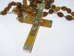 calm pray prayer quiet quietness religious - stock photo