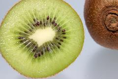 food fruit kiwi thing tropical doings edibles - stock photo