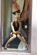 boutique building charisma decoration eroticism - stock photo