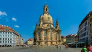 Stock Video Footage of Dresden, Germany