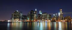 Stock Photo of new york city panorama