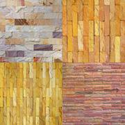 Background of stone wall texture photo Stock Photos