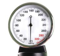 Stock Photo of medical manometer
