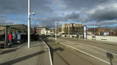 Luas Red Line Stock Footage