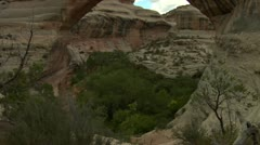 southern Utah driving with ranch - stock footage