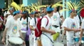 Las Palmas Gran Canaria carnival parade HD Footage