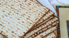 Passover seder Stock Footage