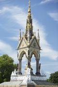 Albert Memorial, London, England Stock Photos