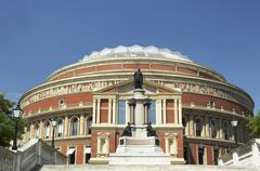 Royal Albert Hall, London, England Stock Photos