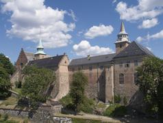 Stock Photo of akershus fortress, oslo, norway