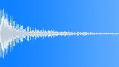 Deep Hit impact 3 Sound Effect