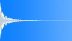 Deep Hit impact Sound Effect