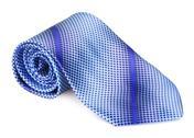 Blue necktie Stock Photos