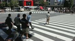 Shibuya 3 Stock Footage