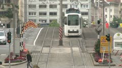 Trolley Stock Footage