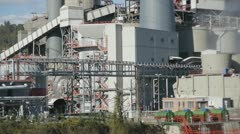 Power station 9 Stock Footage