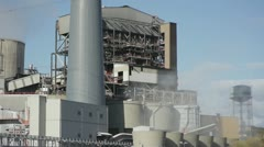 Power station 10 Stock Footage