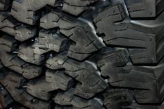 Tire Treads Stock Photos