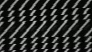 Stock Video Footage of TV Noise With Sound