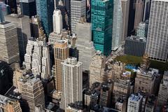 Manhattan Bryant Park Stock Photos