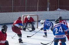 desna-2 attack - stock photo
