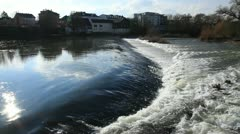 Lahn River 1 Stock Footage