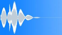 PA system info ding Sound Effect