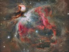 Stock Photo of orion nebula