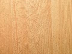 Pale Wood Veneer Background - stock photo