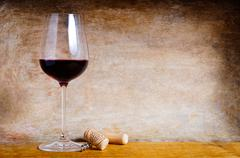 Red wine background Stock Photos