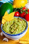 Guacamole Stock Photos