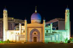 Stock Photo of mosque in atyrau