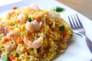 Stock Photo of Indonesian fried rice