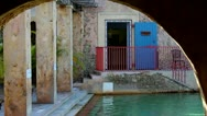 Venetian  Pool Stock Footage
