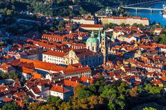 Prague, the Czech Republic Stock Photos
