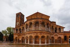Stock Photo of Murano, Italy