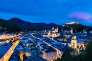Stock Photo of Salzburg, Austria