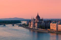 Budapest, Hungary - stock photo