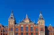 Stock Photo of Amsterdam Centraal, the Netherlands