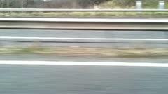Motorway Stock Footage