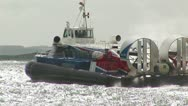 HOVERCRAFT Stock Footage