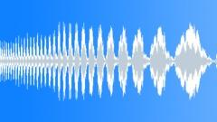 bass going down 2 - sound effect