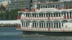 Sydney Show Boat Stock Footage
