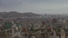 Matsuyama Air Pollution Stock Footage