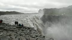 Dettifoss Stock Footage