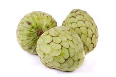 annona fruits - stock photo