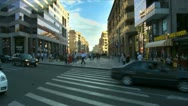 Stock Video Footage of Armenia34N.Ave.Yerevan