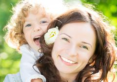 Mother day Stock Photos