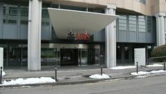 UBS - Geneva Stock Footage